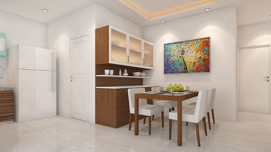 Dining Room Designs In Bangalore Dining Room Interior